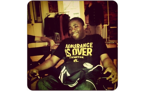 Dammy Ogunseitan of Reach Magazine