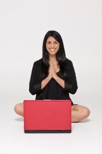 Sharan Sumal of Yoga On The Flow