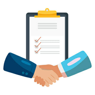 Step 2 - Complete The Membership Agreement