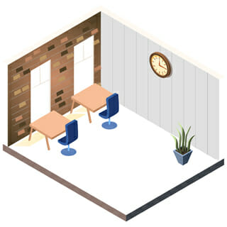 Step 3 - Use Your New Private Office