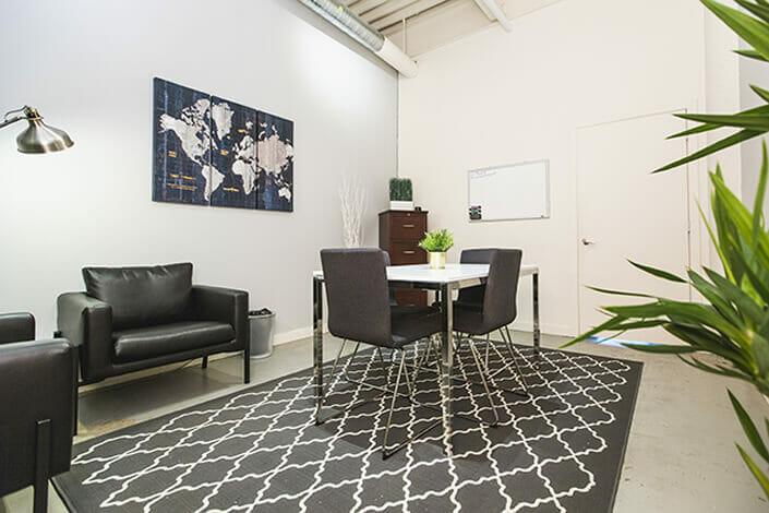Meeting Room Rental - New Westminster - Main Room - View 1