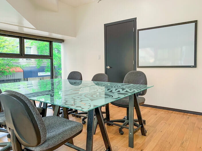 Meeting Room Rental - Vancouver - Room 4A - View 2