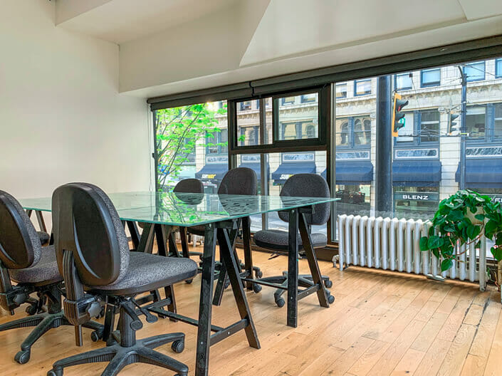 Meeting Room Rental - Vancouver - Room 4A - View 3