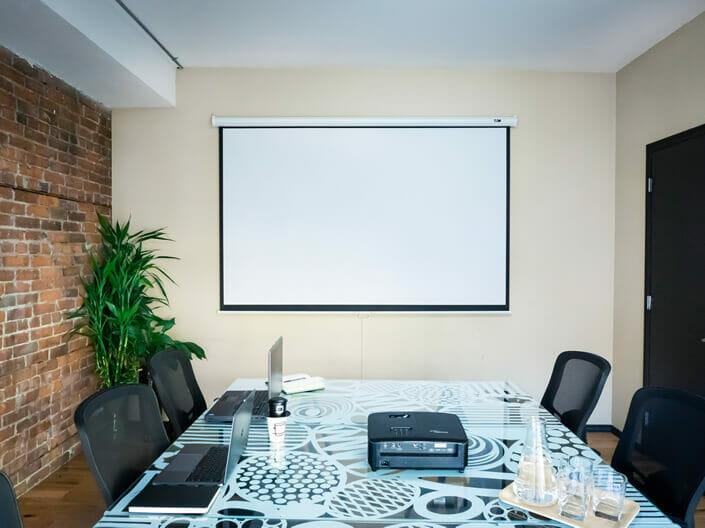 Meeting Room Rental - Vancouver - Room 4B - View 1