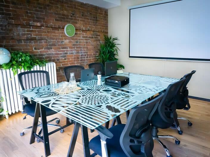 Meeting Room Rental - Vancouver - Room 4B - View 2