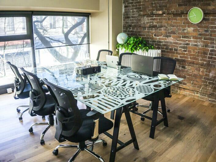 Meeting Room Rental - Vancouver - Room 4B - View 3