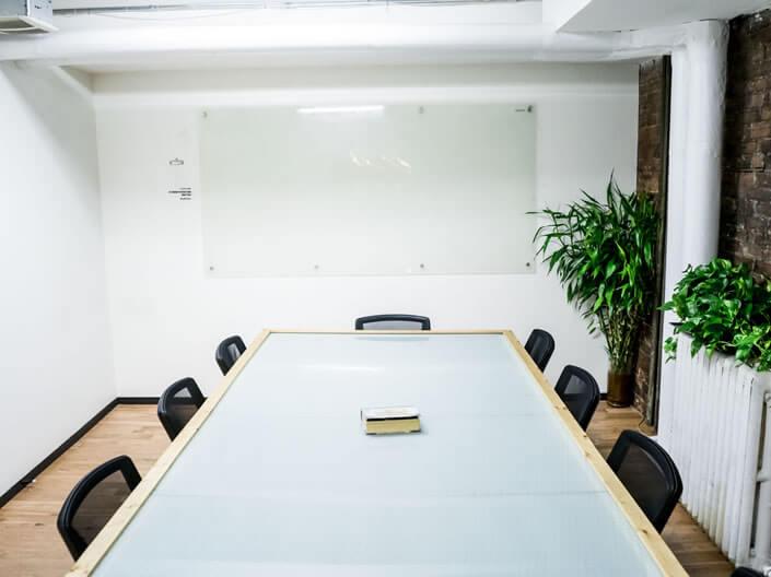 Meeting Room Rental - Vancouver - Room 6 - View 1