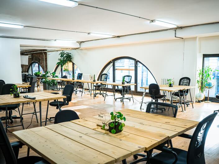Workshop Space Rental - Vancouver - View 3